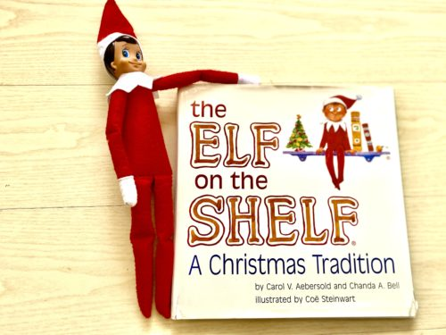 the elf on the shelf 1